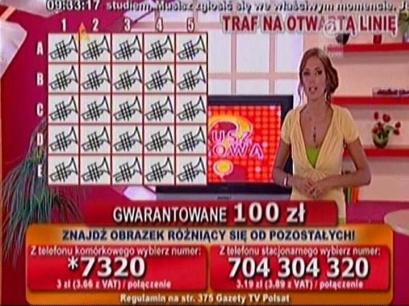 Rusz Głową - TelemediaInteracTv - Beata Cwalińska