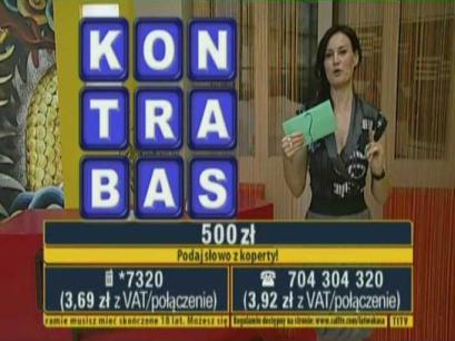 Bianka Gibaszewska - Łatwa Kasa - TVS