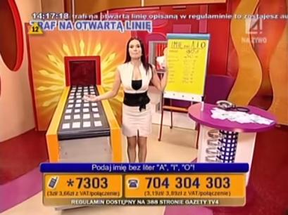 Bianka Gibaszewska - Dziewczyny z fortuną