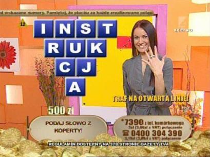 Bianka Gibaszewska - Wygraj Fortunę
