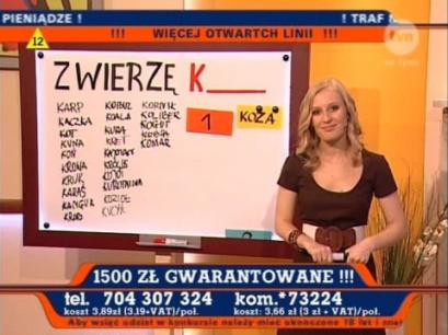 Monika Pachnik - Granie na ekranie