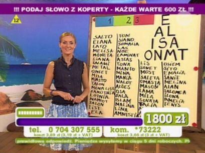 Nocne Granie - Agnieszka Wróblewska