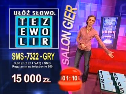 Salon Gier - Agnieszka Wróblewska