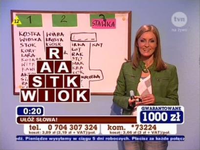 Salon Gry - Agnieszka Wróblewska