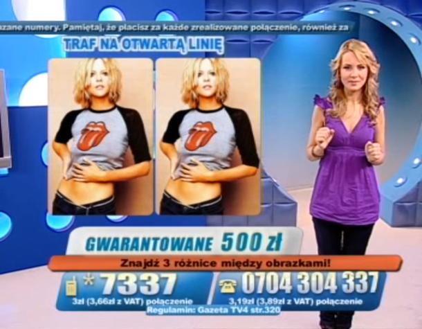 Kasa na Bank (TV4) - Karolina Kołodziej