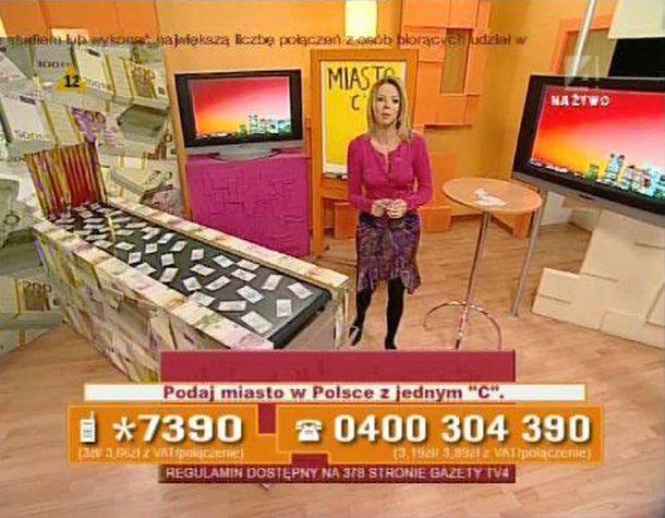 Wygraj Fortunę - Anna Lerczak