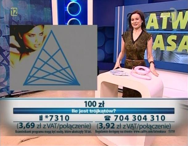 Łatwa Kasa (Tele 5) - Bianka Gibaszewska