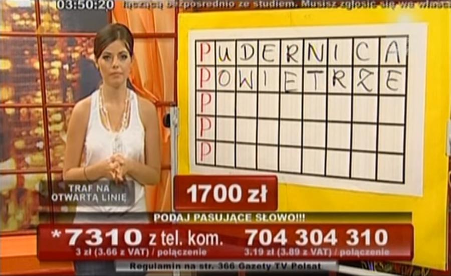 Zagadkowa Noc - Telemedia Interac TV- Róża Kulma