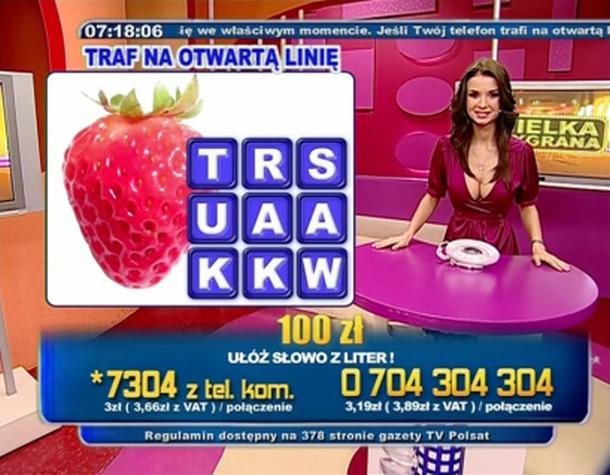 Ewa Tułacz - Wielka Wygrana