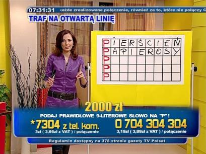 Fortuna Wiedzy - TelemediaInteracTv - Beata Cwalińska
