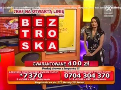 Bianka Gibaszewska - Wygraj Teraz