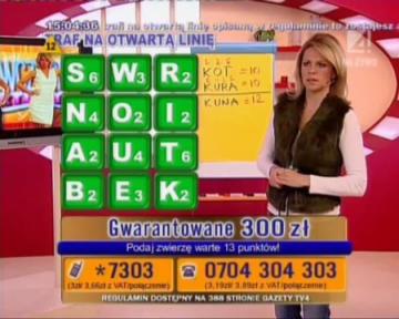 Dziewczyny fortuny - Telemedia InteracTV - Ania Lerczak