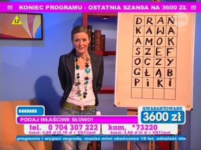 Granie na śniadanie - Agnieszka Wróblewska