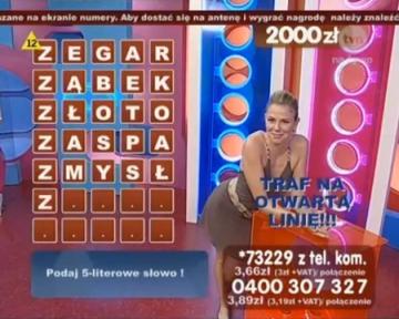 Wykręć numer - Telemedia InteracTV - Anna Lerczak