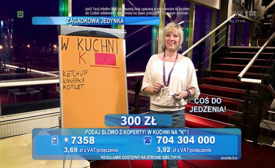 Olga Pęczak - Zagadkowa Jedynka