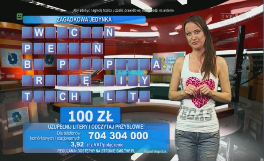 Monika Laskowska - Zagadkowa Jedynka