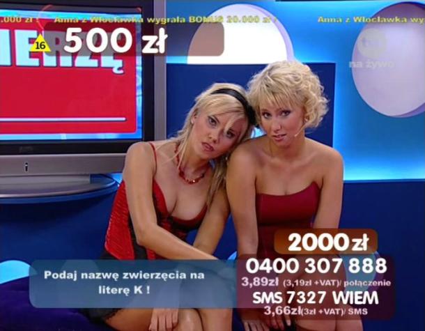 Nocne Igraszki - Magdalena Suzynowicz i Anna Wołek-Kornaś