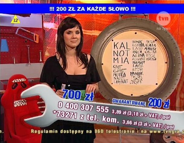 Fabiola Samborska - Wrzuć na Luz