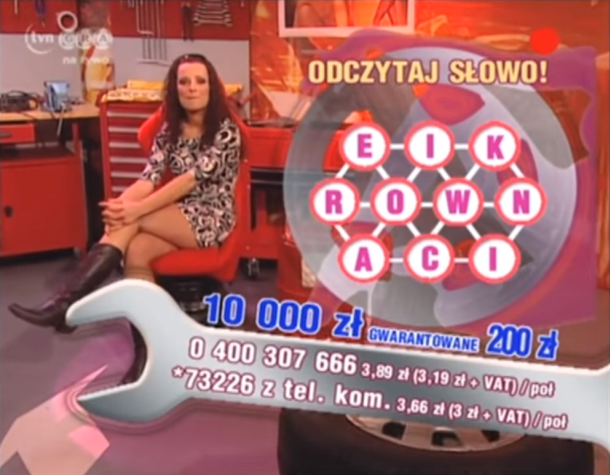 Turbo Granie - Marta Raczkowska
