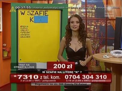 Ewa Tułacz - Zagadkowa Noc - TITV